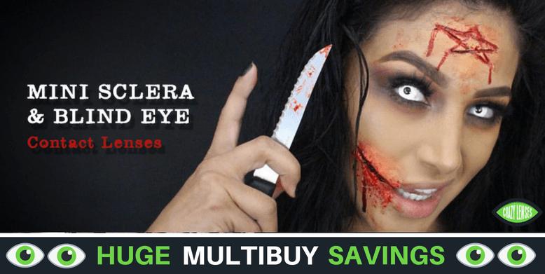 Mini Sclera/Blind Eye