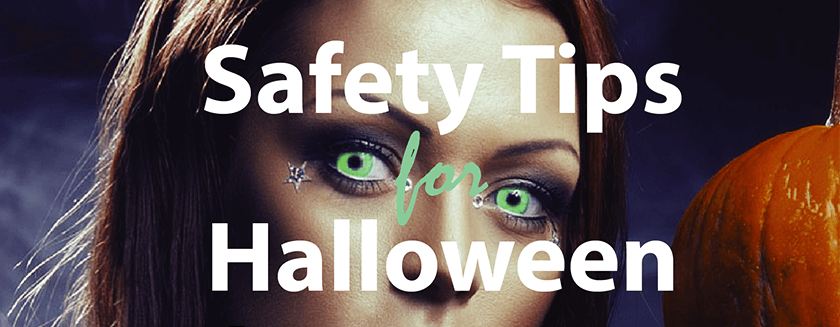Safety Tips For Halloween Contact Lenses