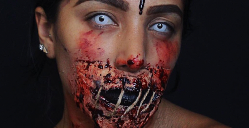 The Ultimate Halloween Make-Up Inspo